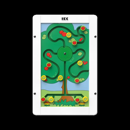 sorteerspel sorteerboom | IKC Wandspellen muurspel