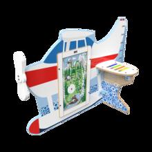 De splash down is een vliegtuig speelsysteem met verschillende speelelementen   IKC speelsysteem kinderhoek