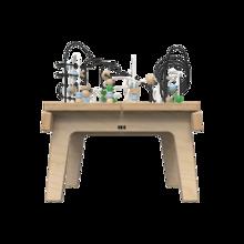 Houten kralentafel voor kinderen   IKC Kindermeubels