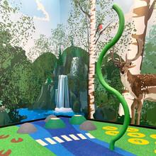 speelelement voor in een speelruimte of kinderhoek om op te klimmen